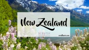 Scentsy Incentive Trip New Zealand
