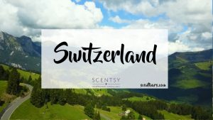 Scentsy Incentive Trip Switzerland