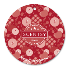 Apple Cherry Strudel Scentsy Scent Circle