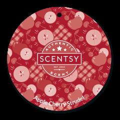 Apple Cherry Strudel Scentsy Scent Circle