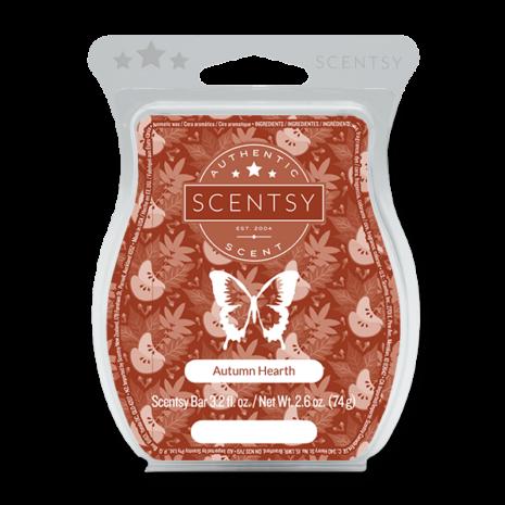 Autumn Hearth Scentsy Wax Bar