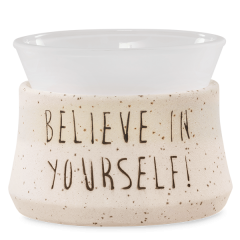 Believe In Yourself Scentsy Wax Warmer