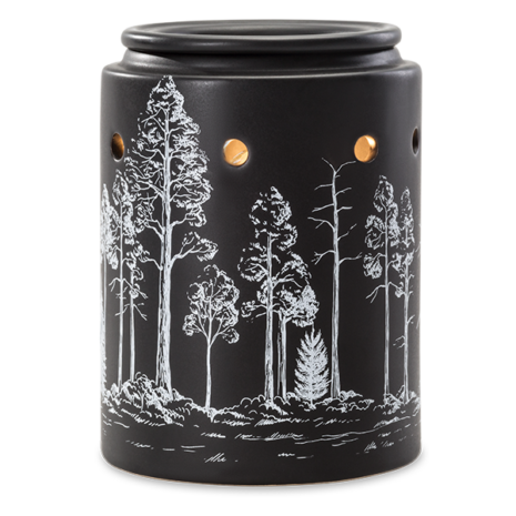 Black Forest Scentsy Wax Warmer