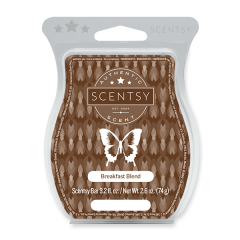Breakfast Blend Scentsy Wax Bar