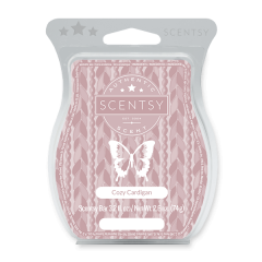 Cozy Cardigan Scentsy Wax Bar