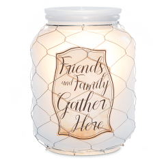 Friends and Family Scentsy Wax Warmer