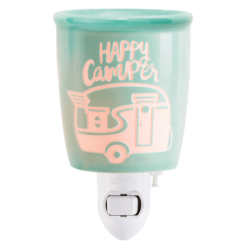 Happy Camper Scentsy Wax Warmer