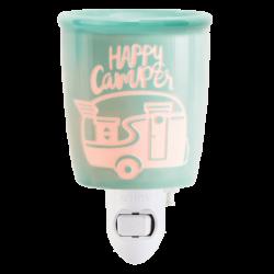 Happy Camper Scentsy Wax Warmer
