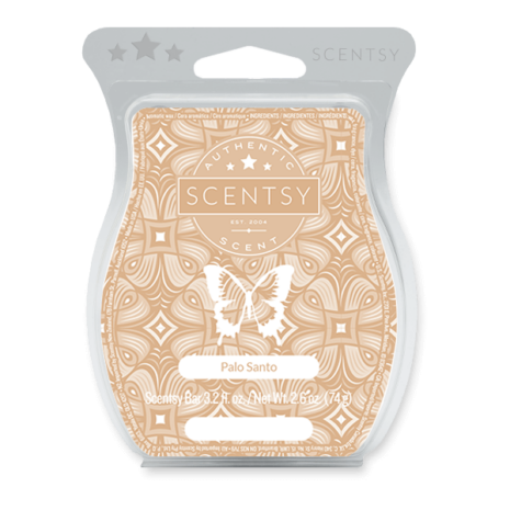Palo Santo Scentsy Wax Bar