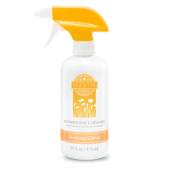 Sunkissed Citrus Scentsy Bathroom Cleaner