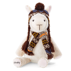 ANDE THE ALPACA SCENTSY BUDDY