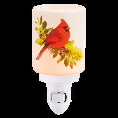 Christmas Cardinal Mini Scentsy Warmer