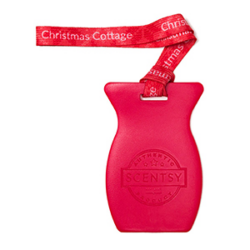 Christmas Cottage Scentsy Car Bar