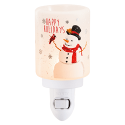 Holiday Snowman Scentsy Mini Warmer