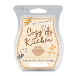 COZY KITCHEN SCENTSY