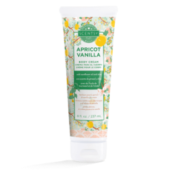 APRICOT VANILLA BODY CREAM