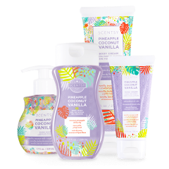 Scentsy Moisture Medley Body Care Products