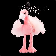 Farah The Flamingo Scentsy Buddy Clip