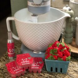 Sugared Strawberry Scentsy Bar