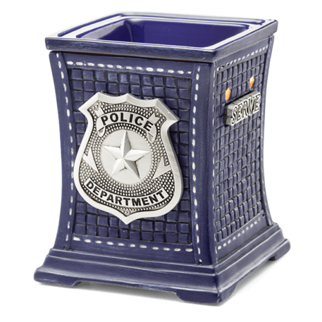 Police Department Scentsy Warmer
