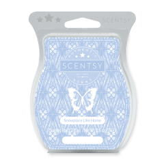 Snowplace Like Home Scentsy Bar