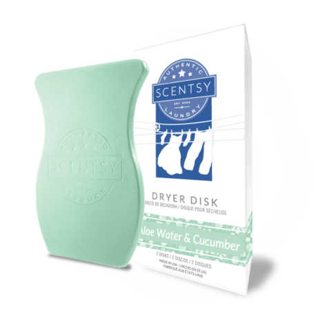 Aloe Water & Cucumber Dryer Disks