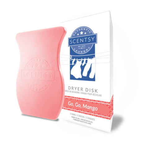 Go Go Mango Dryer Disks