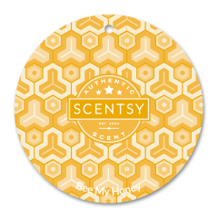 Bee My Honey Scent Circle