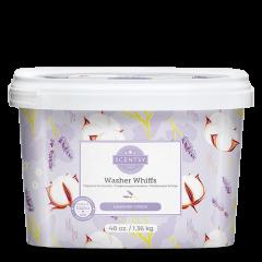 Lavender Cotton Washer Whiffs Tub
