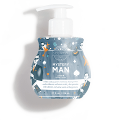 Mystery Man Lotion