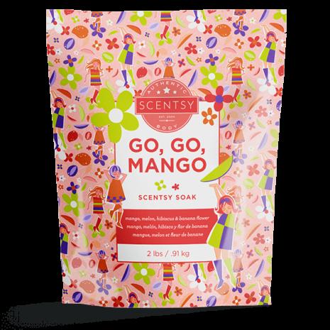 Go Go Mango Scentsy Soak