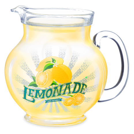 Lemonade Pitcher Warmer