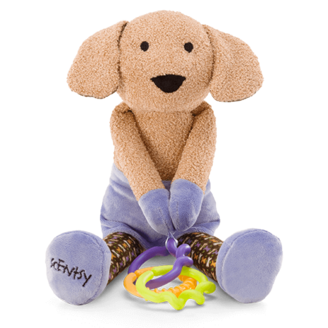 Dilly the Dog Scentsy Sidekick