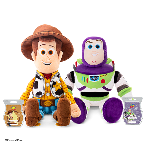 Toy Story Buzz & Woody