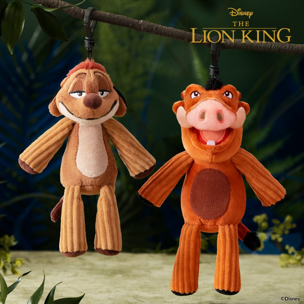Lion King Buddy Clips