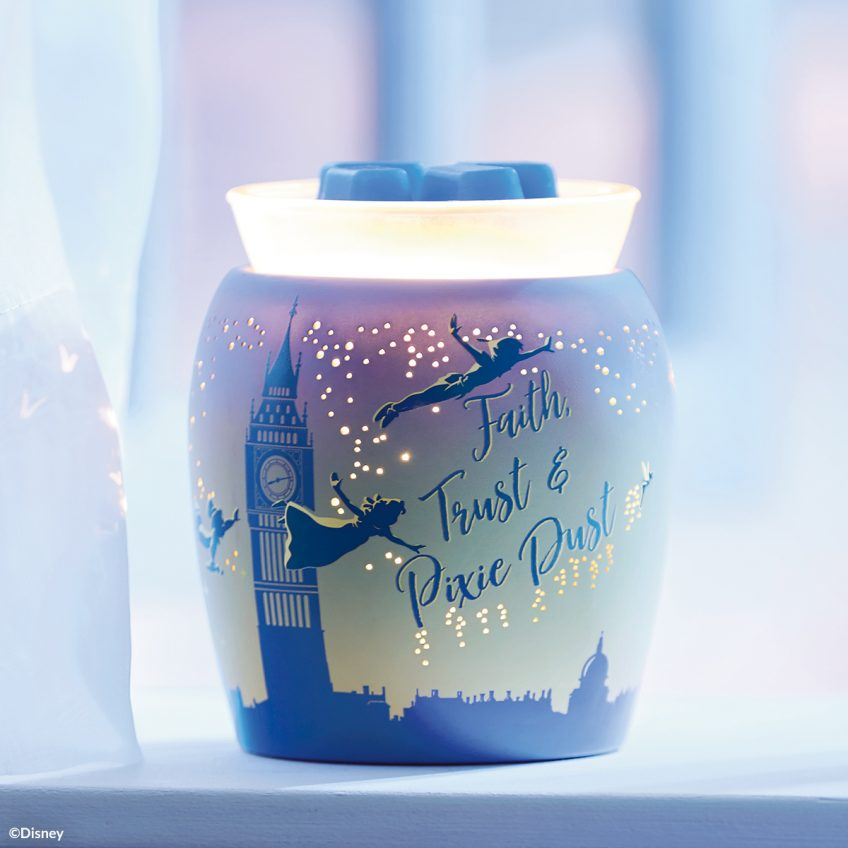 Disney Tinker Bell: Faith, Trust & Pixie Dust Scentsy Warmer