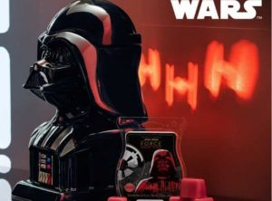 Darth Vader Scentsy Wax Warmer Joins Disney Collection