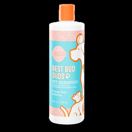 Orange Zest & Nectar Best Bud Suds Pet Shampoo