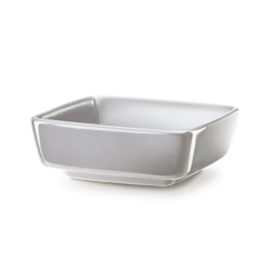 Classic Curve Gloss Gray - DISH ONLY