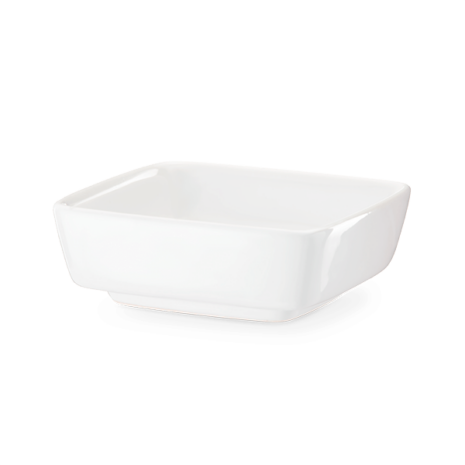 Classic Curve Gloss White - DISH ONLY