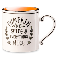 Pumpkin Spice Warmer