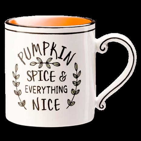 Pumpkin Spice Warmer