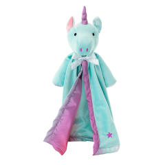 Zoe the Unicorn Scentsy Blankie Buddy + Berry Fairy Tale Fragrance