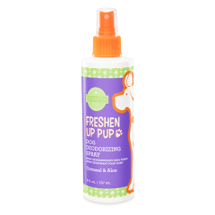Oatmeal & Aloe Freshen Up Pup Dog Deodorizing Spray