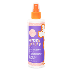 Orange Zest & Nectar Freshen Up Pup Dog Deodorizing Spray
