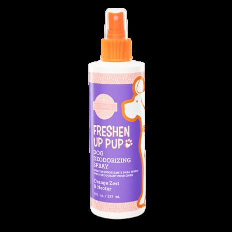 Orange Zest & Nectar Freshen Up Pup Dog Deodorizing Spray