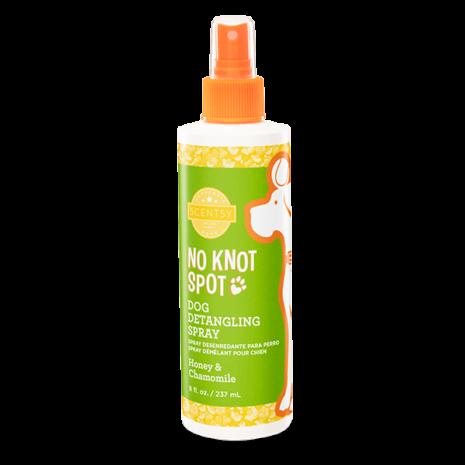 Honey & Chamomile No Knot Spot Dog Detangling Spray
