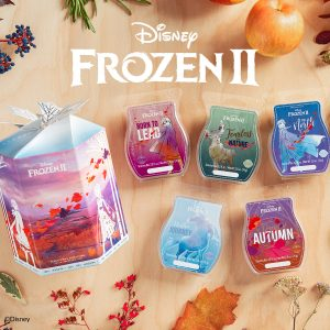 Frozen 2 Scentsy Bars