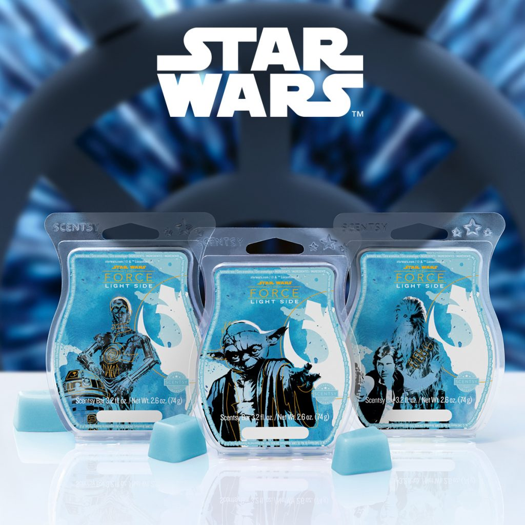 Star Wars Scentsy Wax