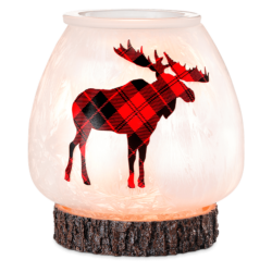 Northern Plaid Warmer